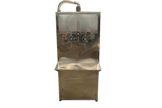 下潜式液体灌装机1
