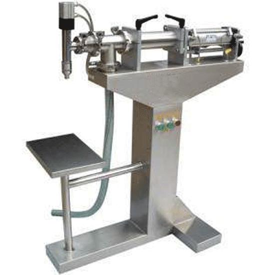 活塞式液体灌装机1