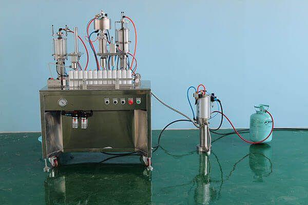 光触媒小型灌装机