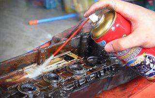 化油器清洗剂灌装设备