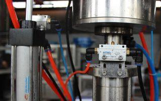 气雾剂灌装机元器件