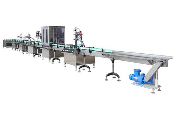 发泡胶灌装生产线