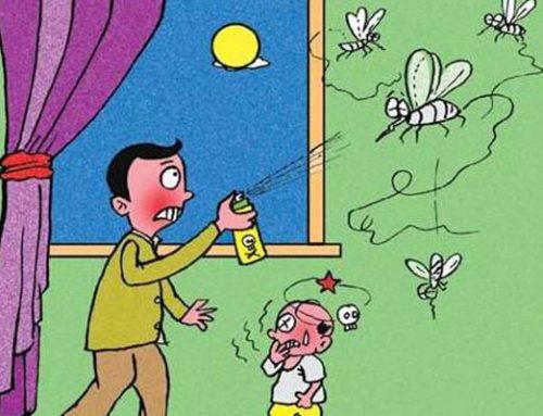 杀虫剂及其灌装设备解析