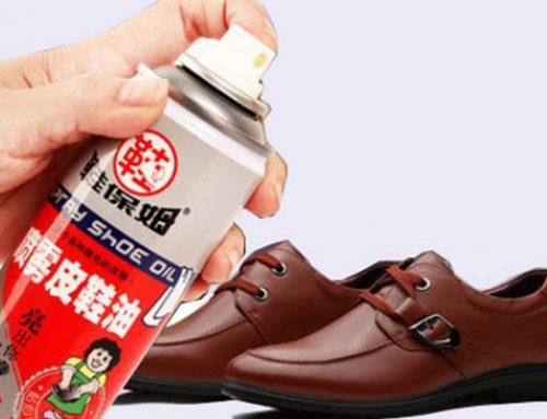 皮革护理喷雾剂应用及其灌装设备解析