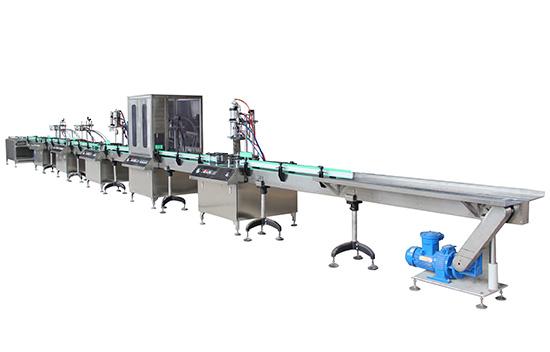 聚氨酯发泡胶生产线
